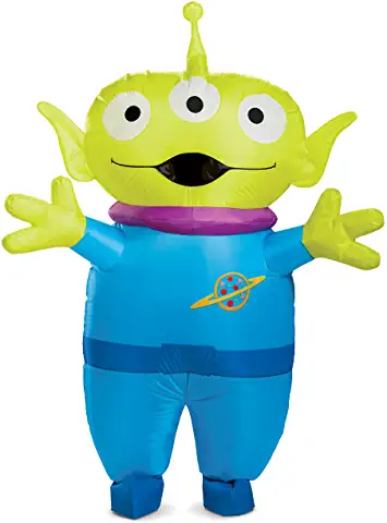 Toy Story Alien Inflatable Costume