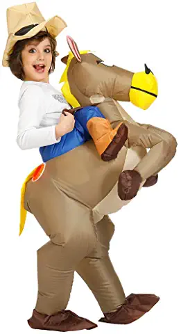 Inflatable Horse Costume Adult Kids
