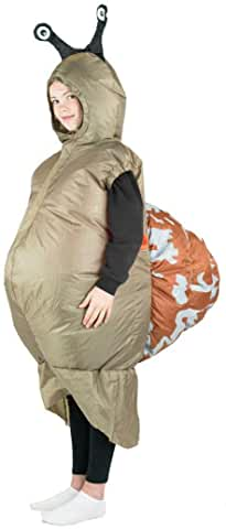 Inflatable Snail Costume (Kids)