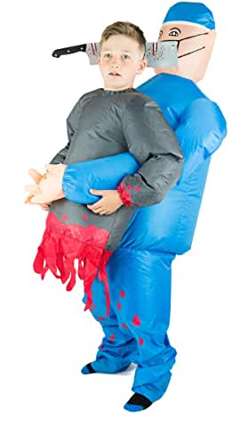 Kids Inflatable Doctor Fancy Dress Costume