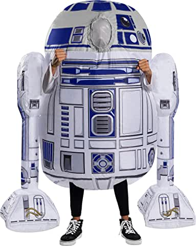 Kids Star Wars R2D2 Inflatable Costume