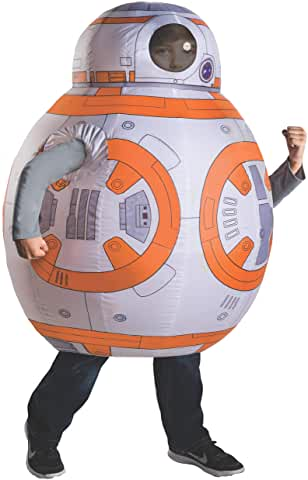Star Wars The Force Awakens - BB-8 Inflatable Child Costume