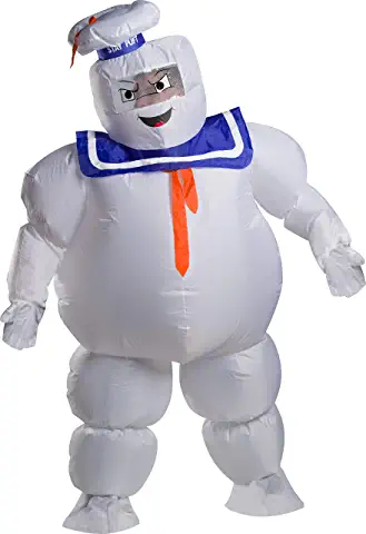 Stay Puft Marshmallow Man Inflatable Adult Costume