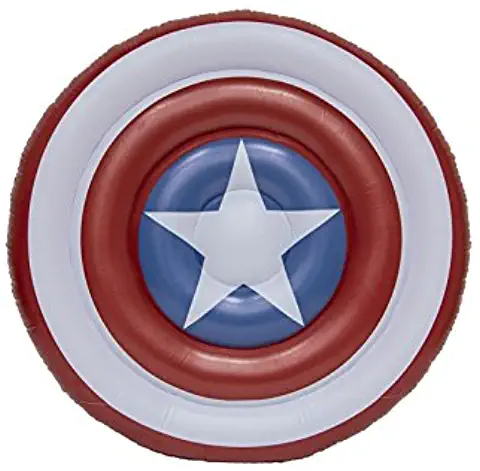SwimWays Captain America Inflatable Shield Float