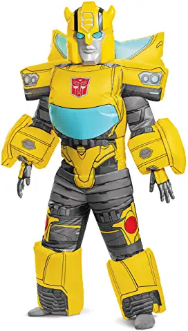 Transformers Bumblebee inflatable costume
