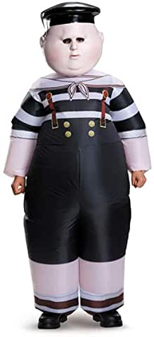 alice in wonderland fat boy character inflatable costume