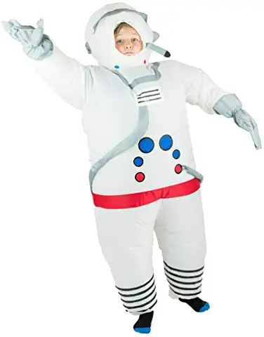 astronaut inflatable costume for kids