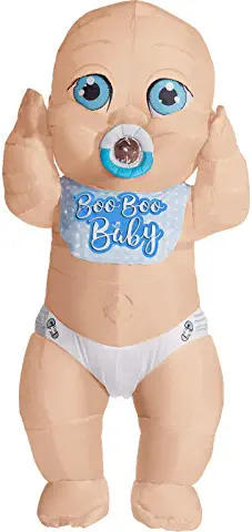 inflatable toddler costume for adults