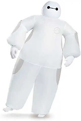 baymax baby sister inflatable disguise ADULTS