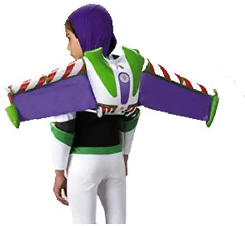buzz light year inflatable backpack