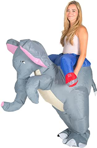 elephant riding costume for adults