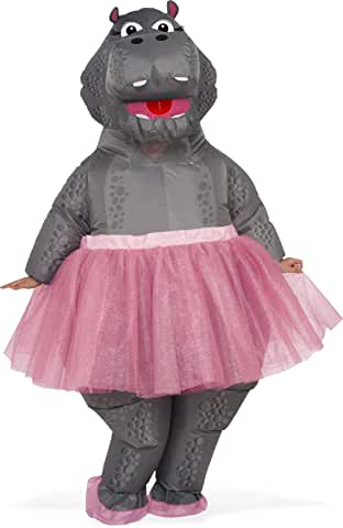 hippo full body inflatable costume