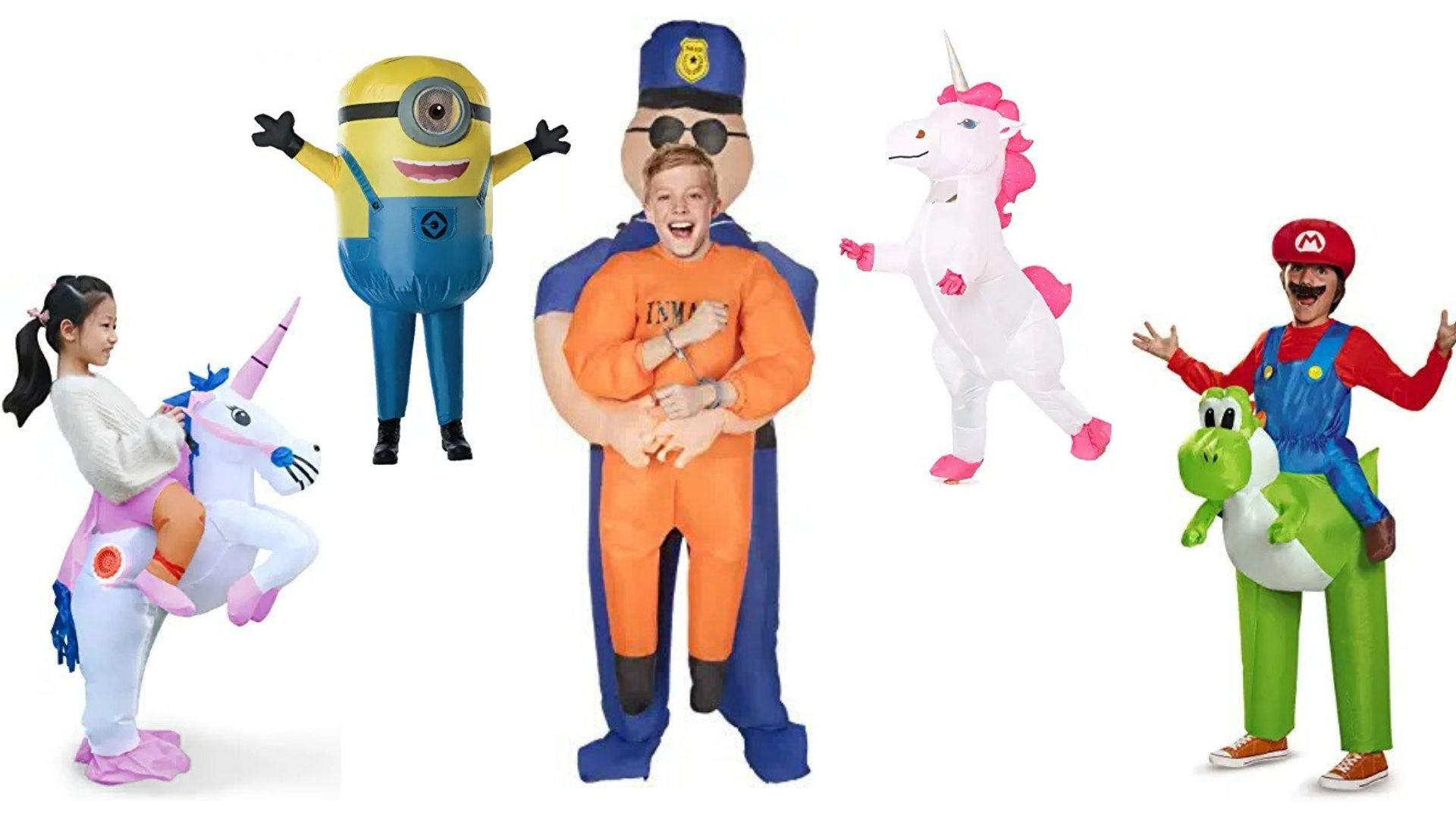 inflatable costumes for kids
