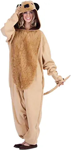 pumba not inflatable costume for adults