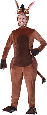timon not inflatable costume for adults